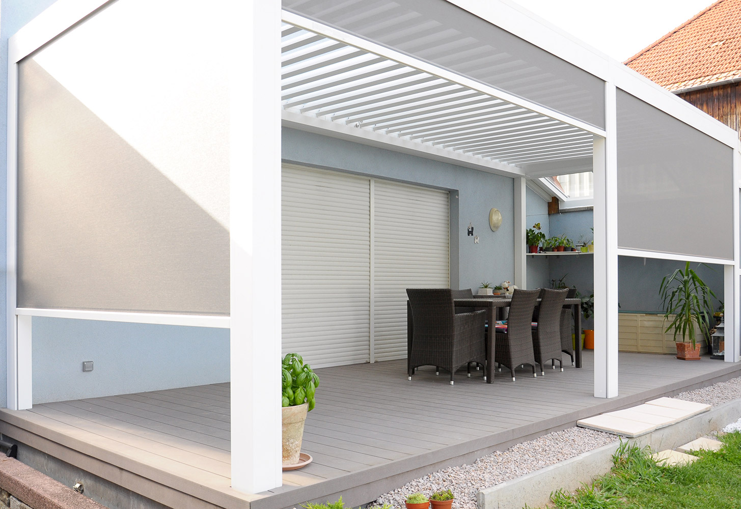 Terrasse Composite Bas Rhin chez dany – menuiserie brumath koell